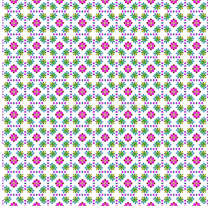 Download Flower print cloth stock photo. Image of decorative, retail - 9816220