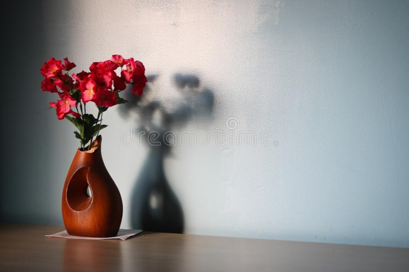 Flower, Red, Still Life Photography, Vase stock images
