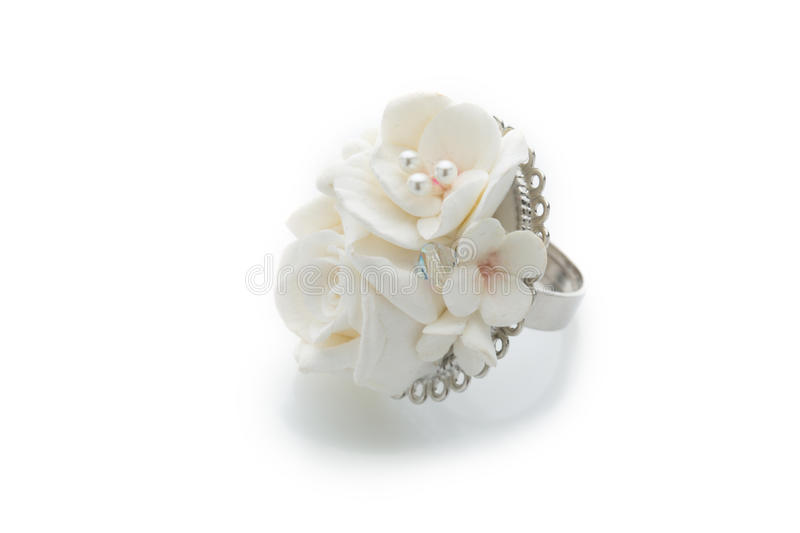 Flower ring royalty free stock images