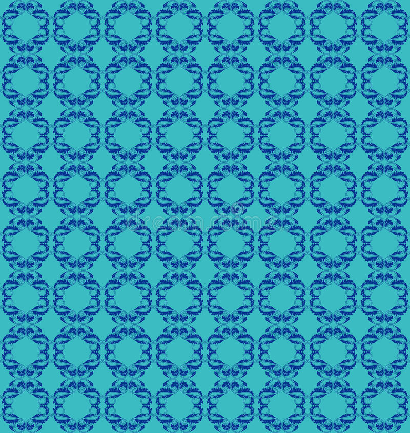 Download Flower seamless background stock illustration. Illustration of creative - 12278540