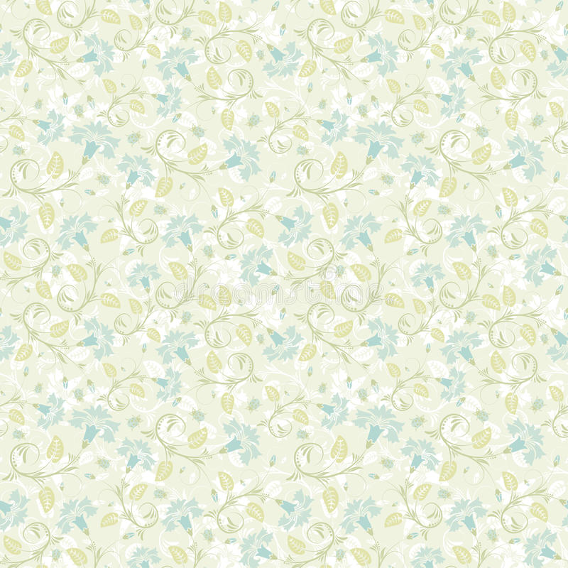 Download Flower Seamless Pattern Royalty Free Stock Photos - Image: 25456328