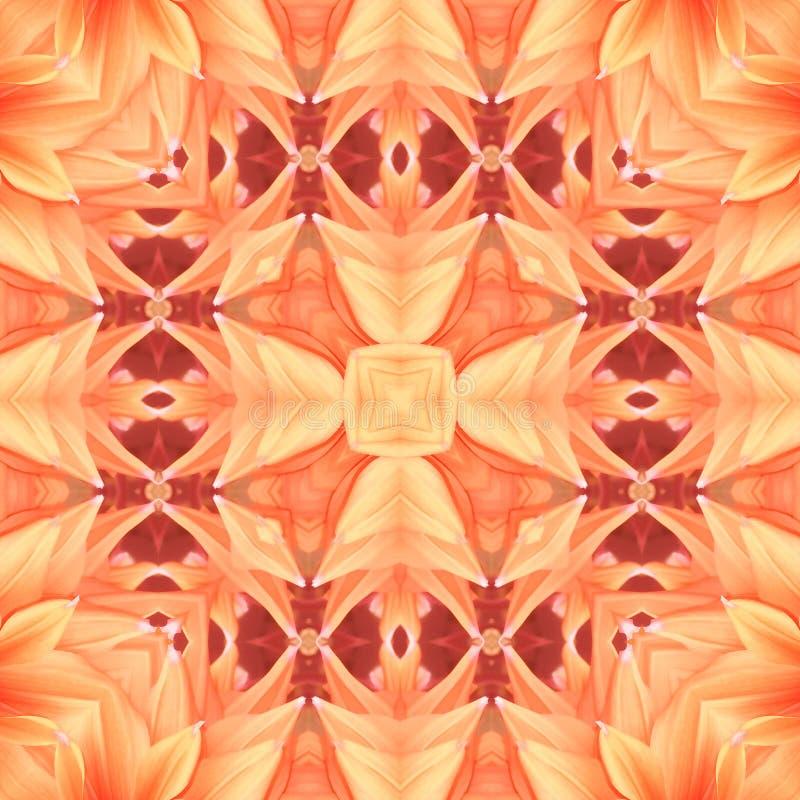 Flower seamless pattern (7) stock photography