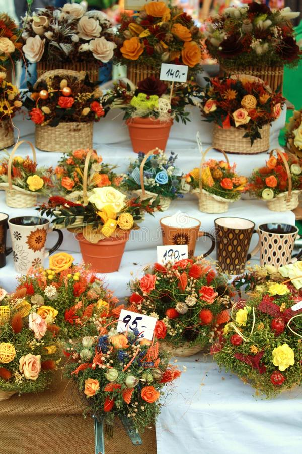 Download Flower shop stock image. Image of still, sale, shop, decoration - 15952949