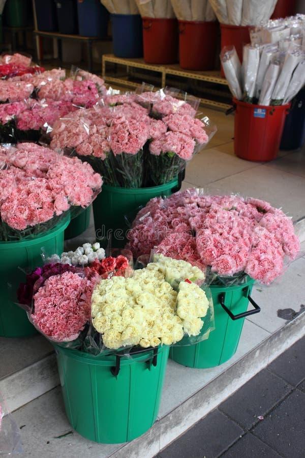 flower shop royalty free stock photo