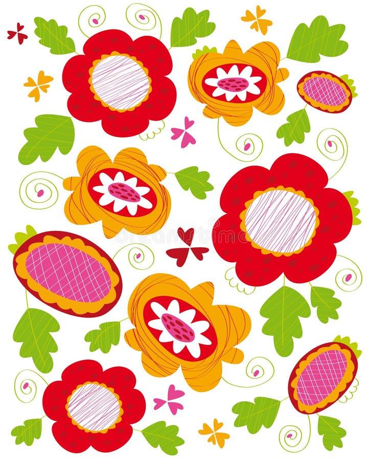 Flower texture stock photo