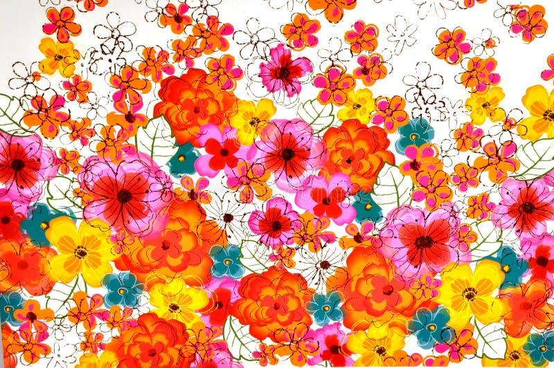 Flower texture royalty free stock photos