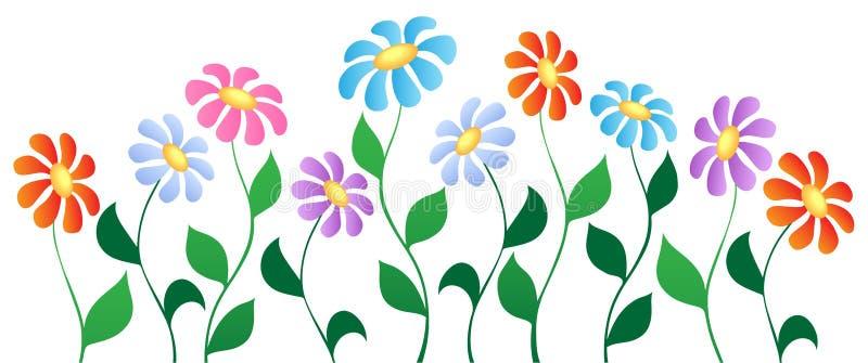 Flower Theme Image 3 Stock Image
