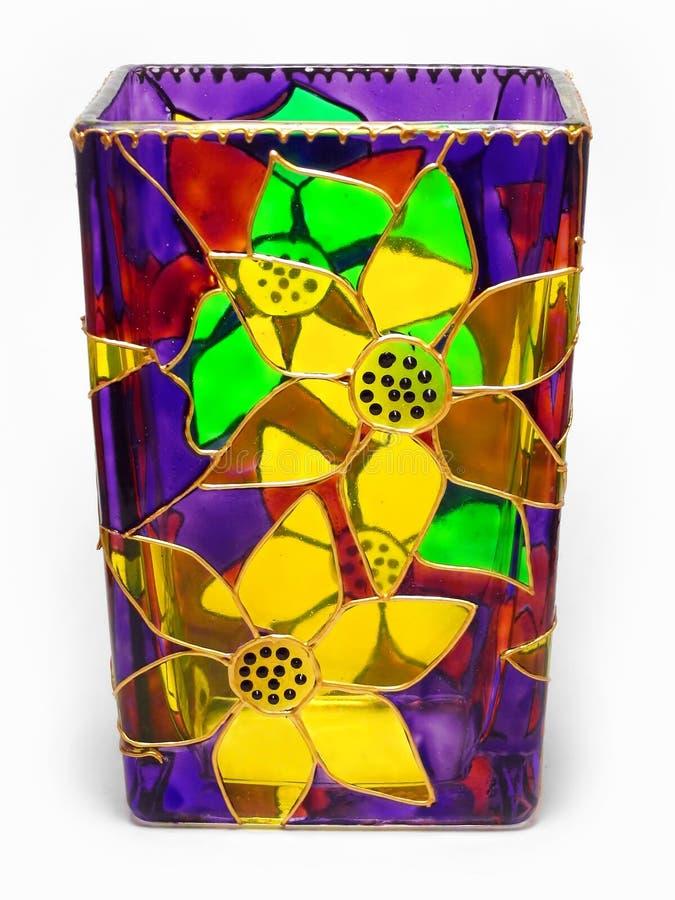 Free Flower Vase / Candle Holder Royalty Free Stock Photography - 23717677