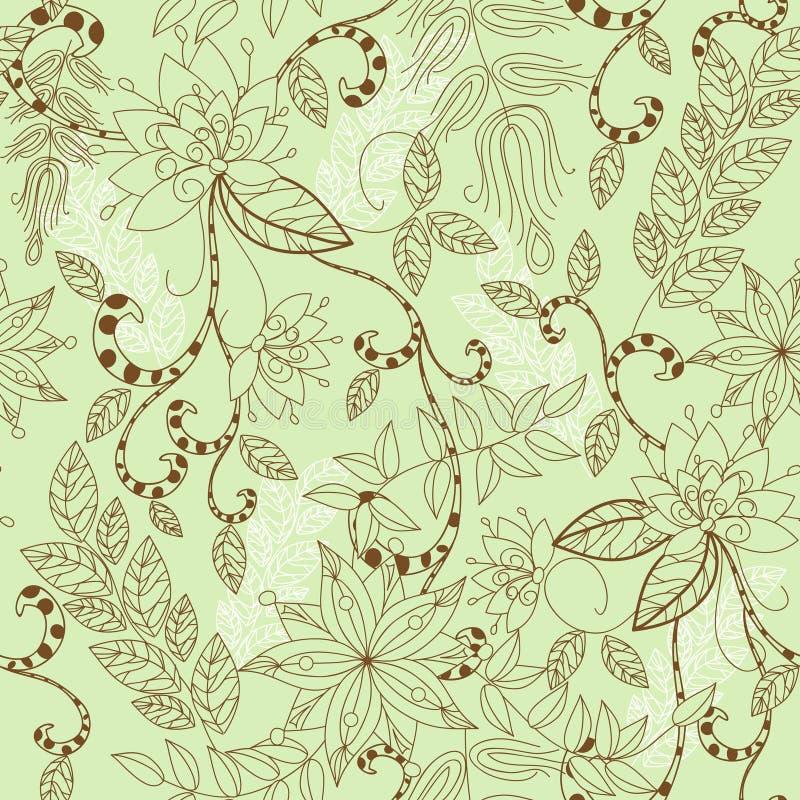 Download Flower wallpaper stock vector. Illustration of decor - 23875283