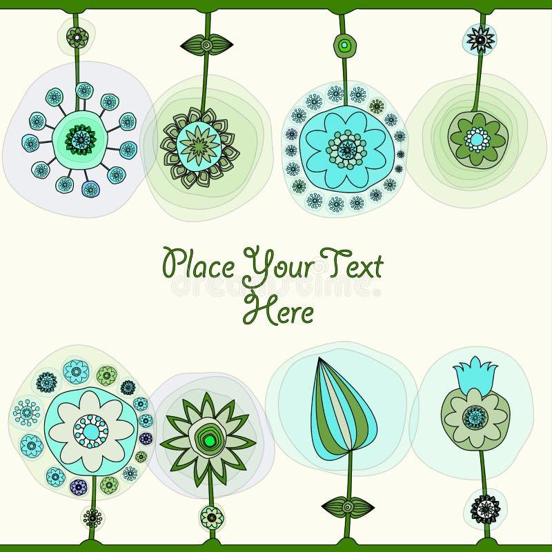 Download Flower way stock vector. Image of kids, fairytale, happy - 22067433