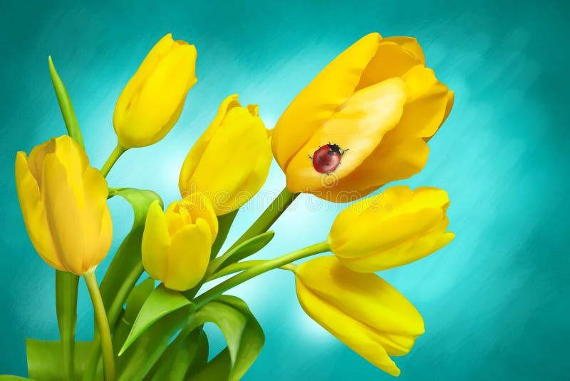 Flower, Yellow, Flowering Plant, Wildflower royalty free stock image