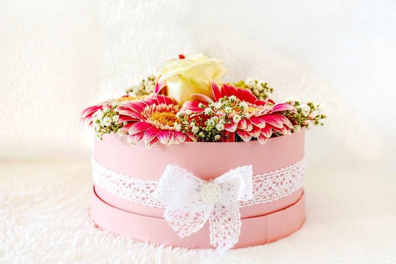 Flowerbox foto de archivo libre de regalías