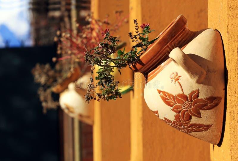Download Flowerpot stock photo. Image of flowerpot, plant, column - 17800230
