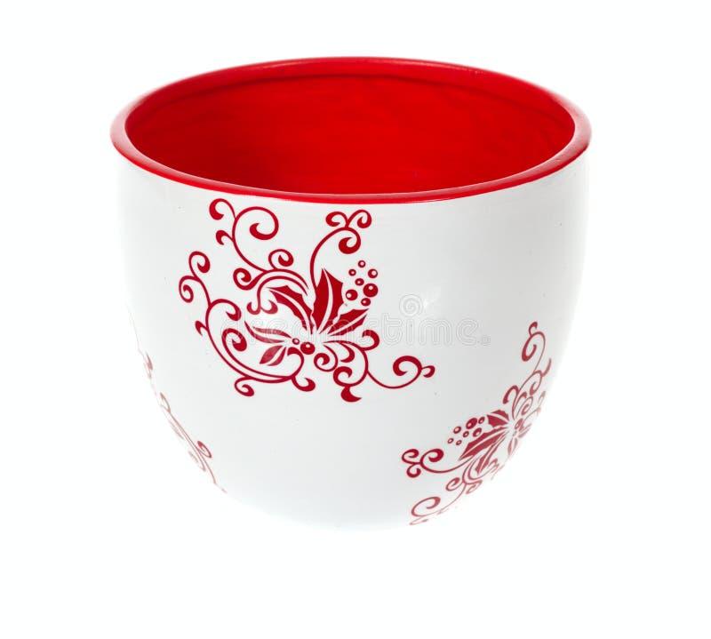 Flowerpot fotografia de stock royalty free
