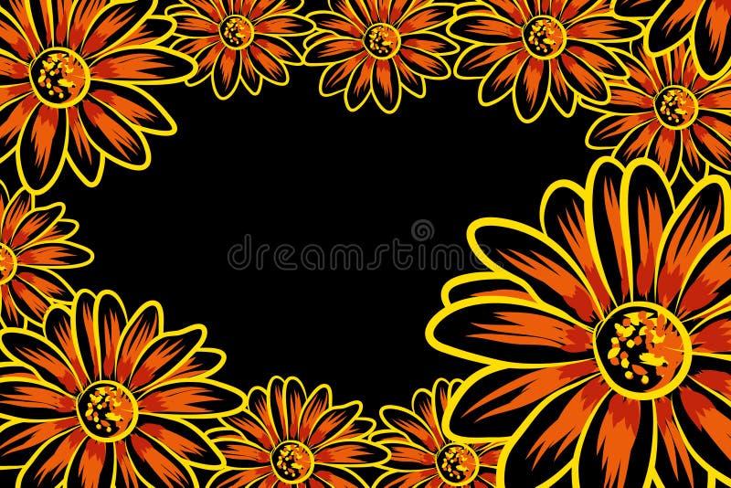 Download Flowers stock illustration. Illustration of pinstripes - 15957702