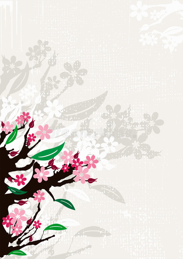 Free Flowers Background Royalty Free Stock Images - 9000759