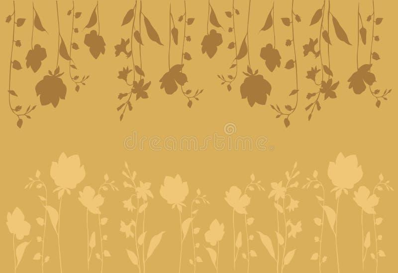 Flowers_background_horizontal rosado fotografía de archivo libre de regalías