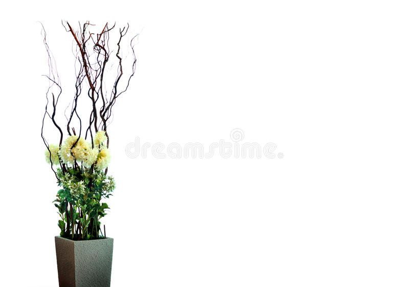 Download Flowers with branches stock image. Image of vase, beauty - 14222249
