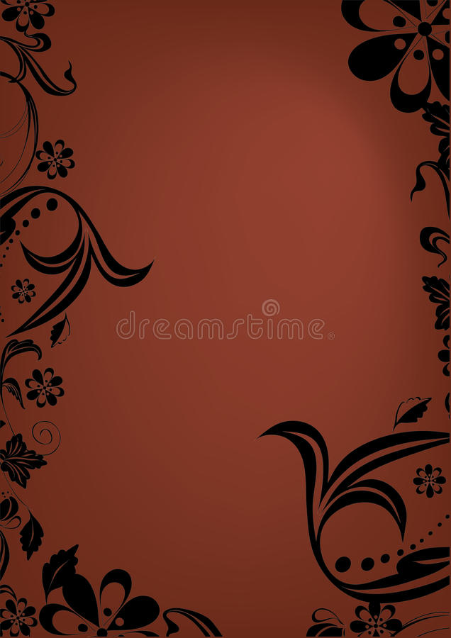 Download Flowers decoration stock vector. Image of decoration - 13291234