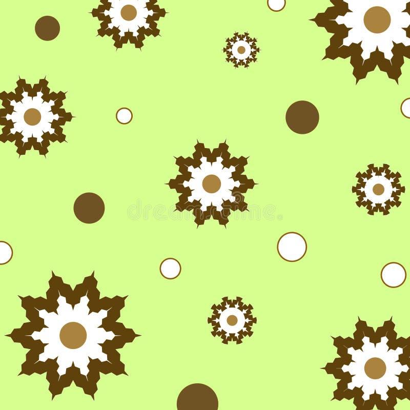 Flowers design royalty free illustration