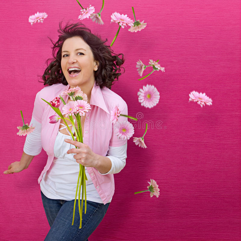 Flowers flowers flowers 4 royalty free stock image