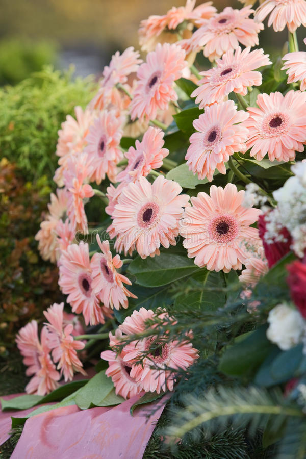 Download Flowers On Grave Stock Images - Image: 22160384