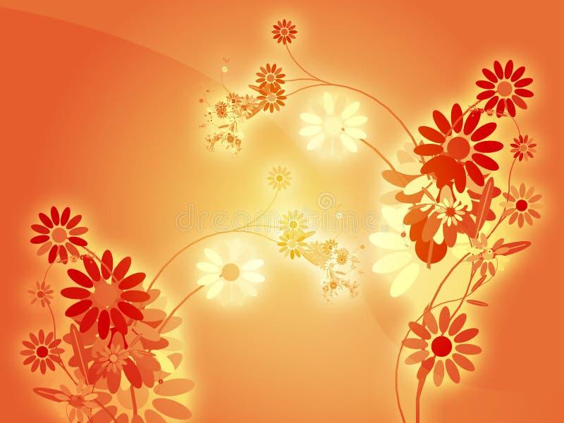 Download Flowers illustration stock illustration. Illustration of stems - 6168070
