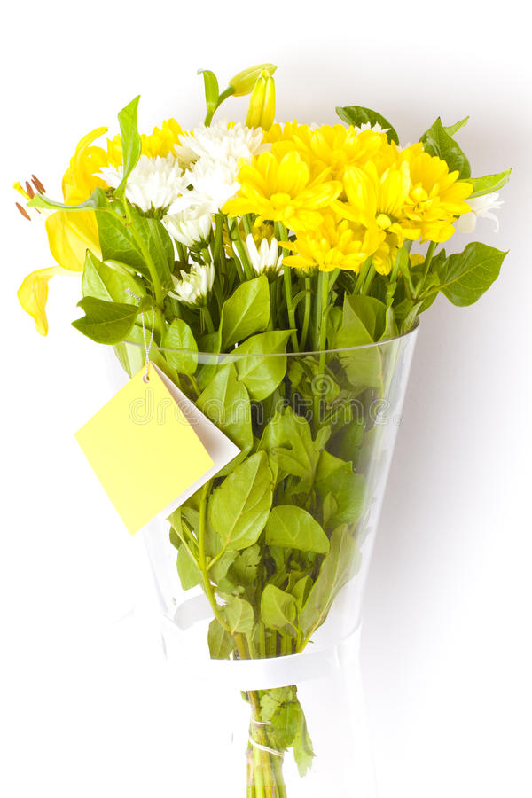 Free Flowers In A Glass Vase Royalty Free Stock Images - 17725809