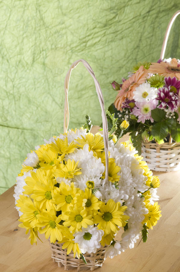 Free Flowers In Basket Stock Photos - 16683693