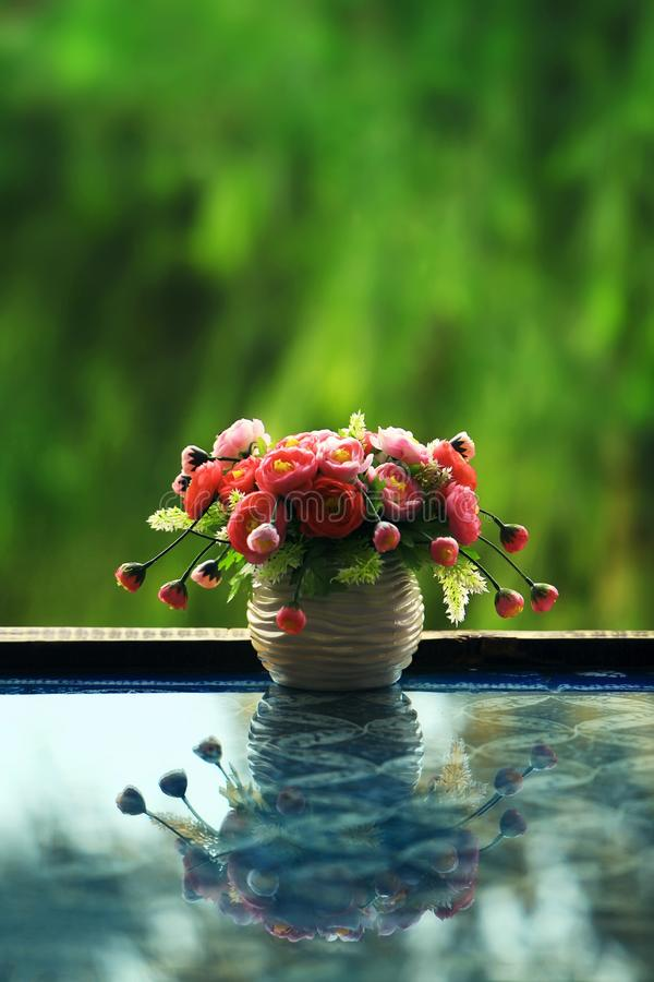 Free Flowers In Vase Stock Photography - 19793482