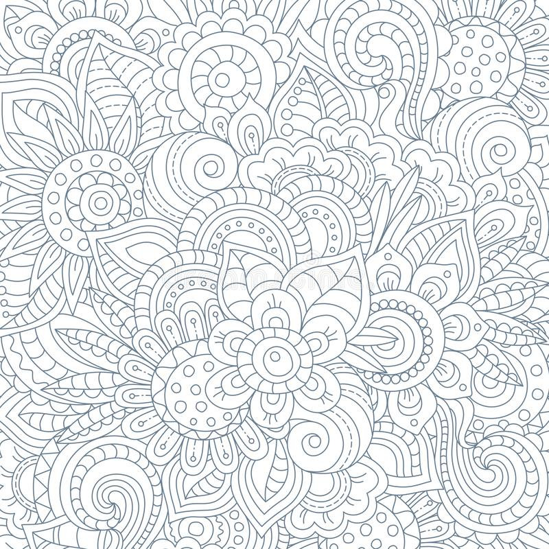 Zentangle Patterns Stock Illustrations – 2,397 Zentangle