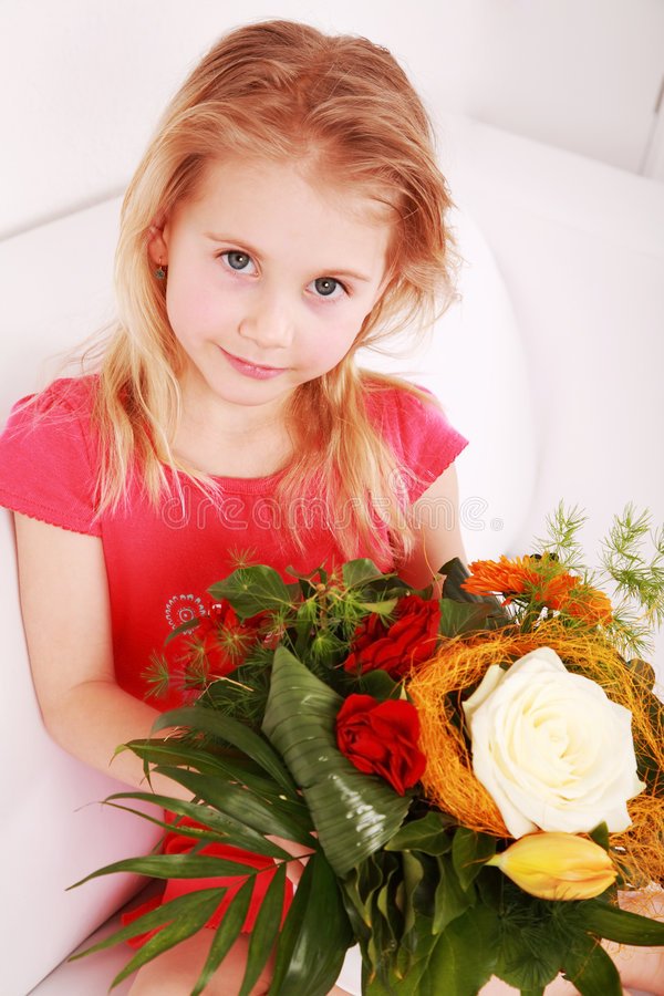Download Flowers for my mother stock image. Image of cute, happiness - 8816043