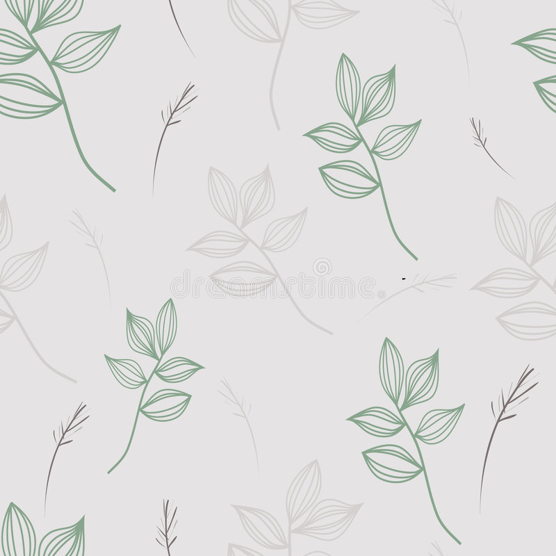 flowers retro απεικόνιση αποθεμάτων