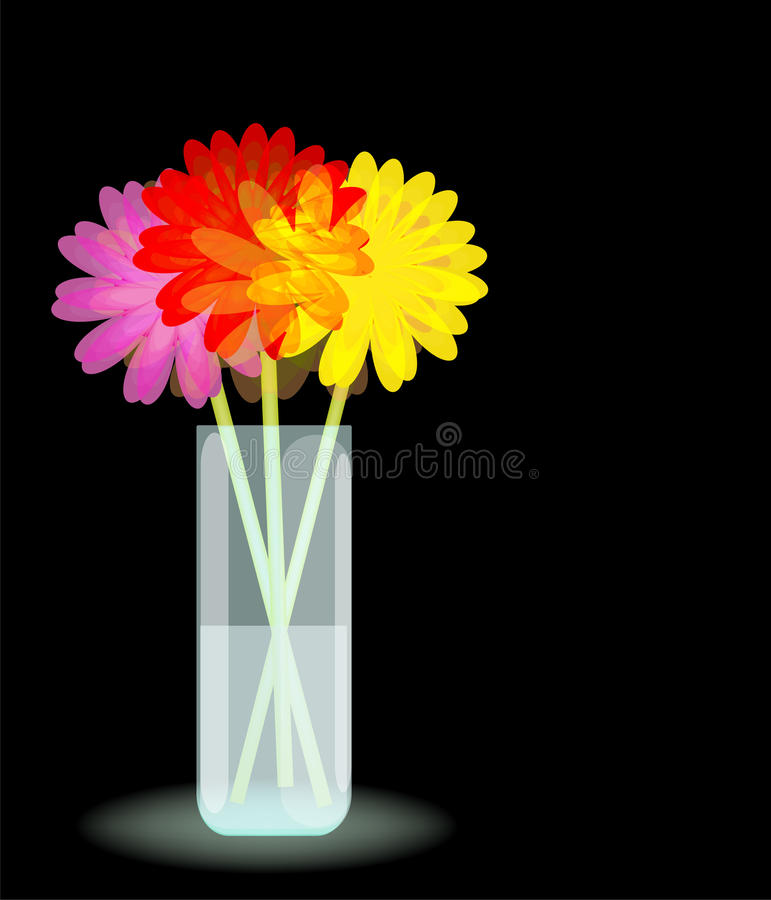 Download Flowers In The Vase Royalty Free Stock Image - Image: 27684786