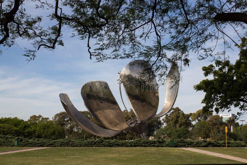 FlowerSculpture photographie stock libre de droits