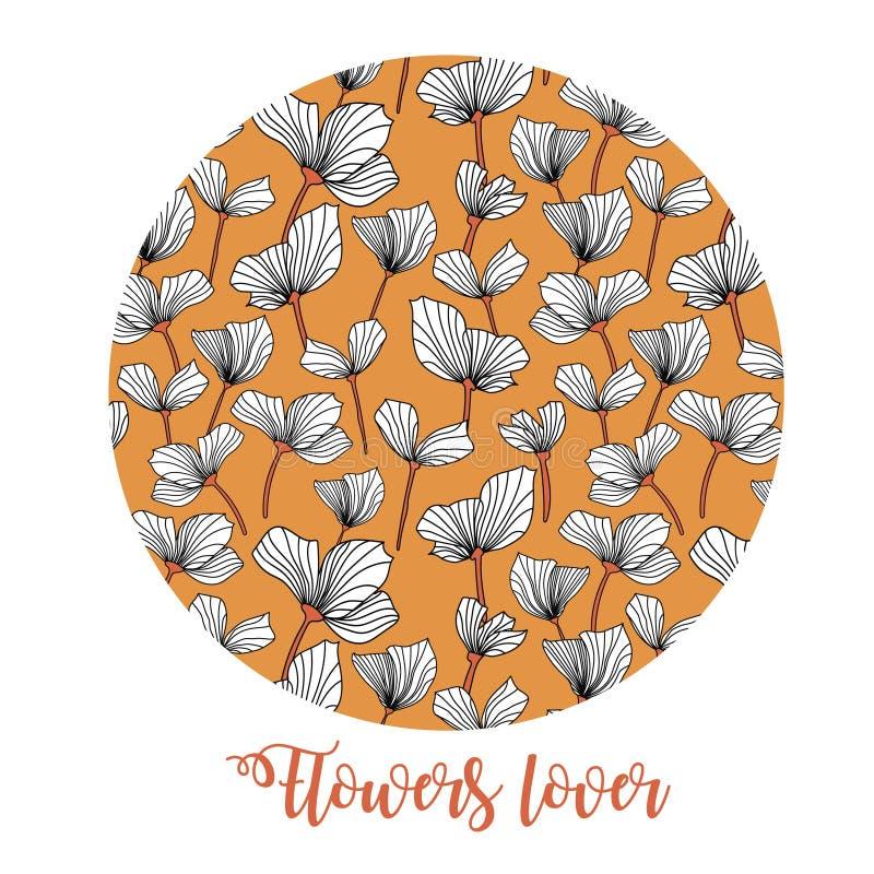 FlowersSpringLove vector illustration