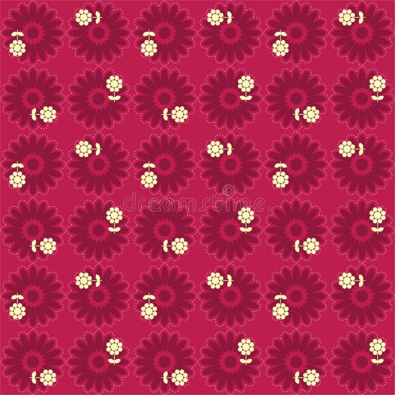 flowery πρότυπο ελεύθερη απεικόνιση δικαιώματος