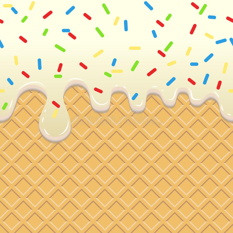 Ice Cream Cone Cool Wallpapers Hd Desktop Wallpaper: Melted Ice Cream Sprinkles Wallpaper Pictures To Pin On