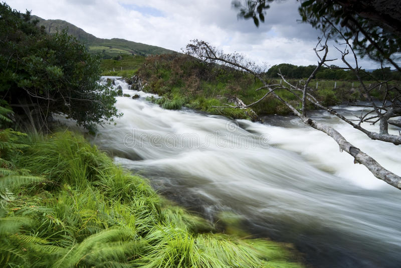 Download Flowing river stock image. Image of white, clean, liquid - 25106819