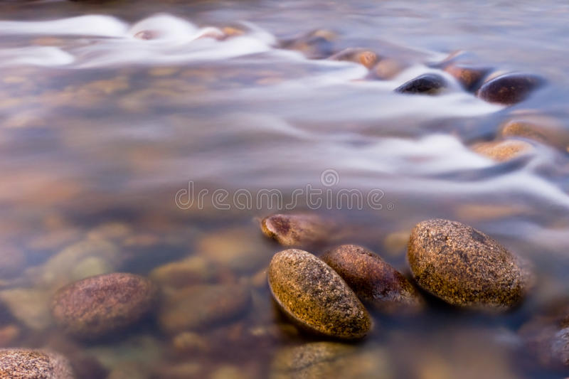 Download Flowing Stream stock image. Image of habitat, water, riffle - 10297141