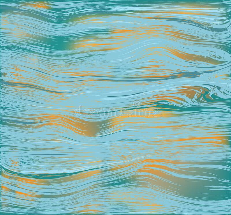 Free Flowing Water Surface  Background With Ripple, Patch Of Sunlight. Sea, River, Ocean, Lake Royalty Free Stock Photo - 196869795