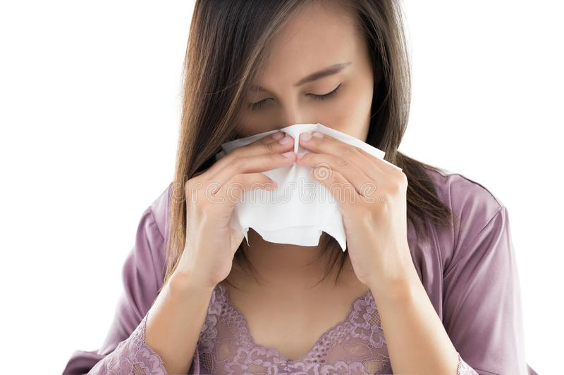 Flu And Cold royalty free stock images