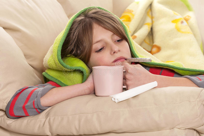 Flu Season Royalty Free Stock Image