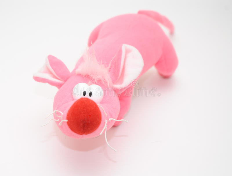Fluffig toy 023 arkivfoton