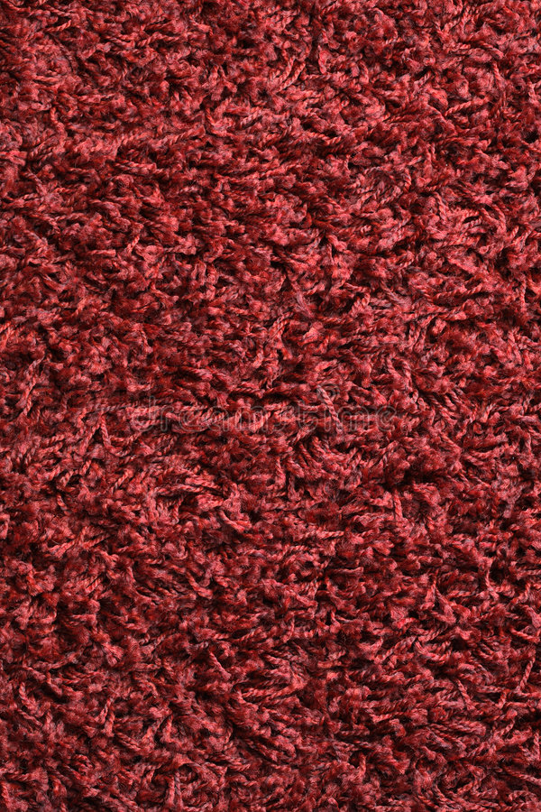 Fluffy carpet stock images