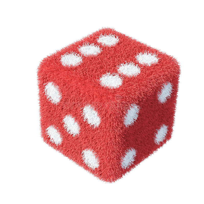 Download Fluffy Furry Dice Stock Photos - Image: 16000463