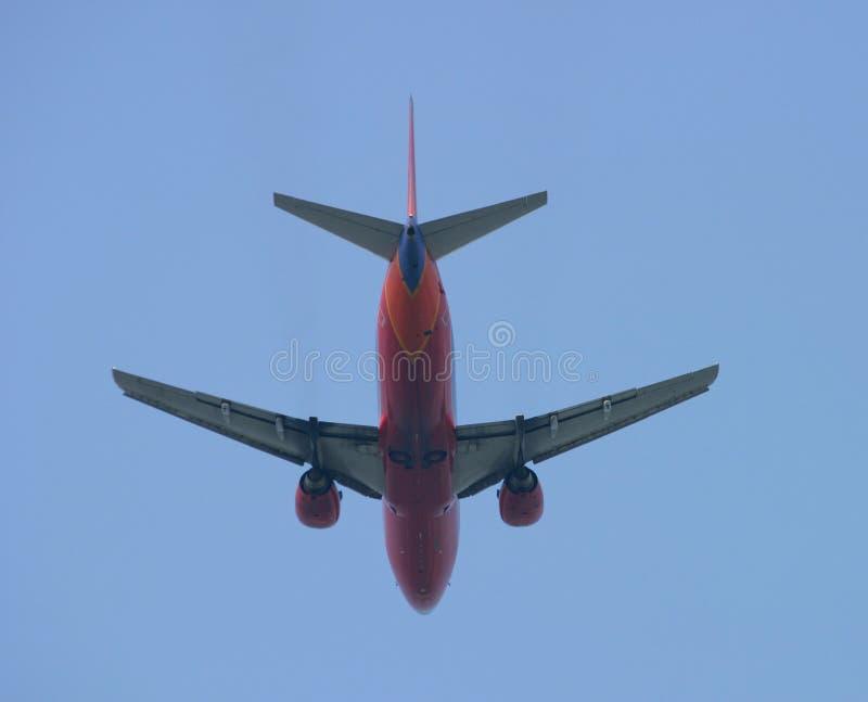 Download Flug stockbild. Bild von himmel, räder, luft, strahl, flug - 34205