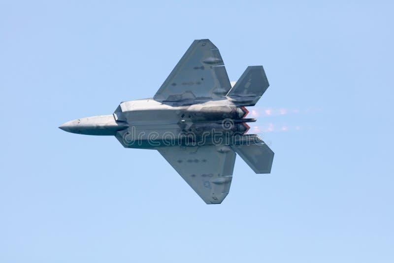 Flug des Erbef-35 stockfotos