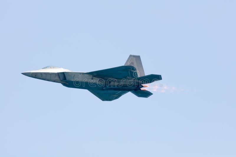 Flug des Erbef-35 lizenzfreies stockfoto