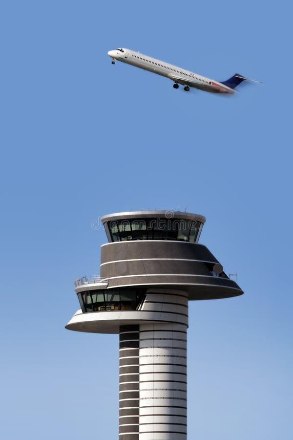 Flughafen lizenzfreie stockfotografie